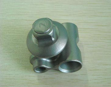 titanium prosthetic parts